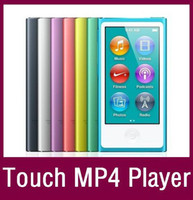 Wholesale DHL Promotion th MP4 Player quot Touch Screen Shake songs FM Radio MP3 Player GB GB