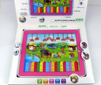 Wholesale Hot Sale D Y pad Table Fram English learning Toys D YPAD With Light Y PAD Learing toys FREE SH