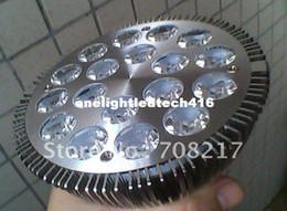 Wholesales-Free shipping E27 18X2W 36W PAR38 LED Bulb Lamp Light 85-256V 36W LED Spot light