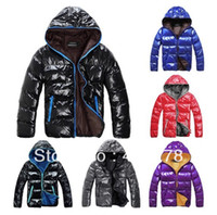 Wholesale Men Winter coat Lovers Cool Hooded Cotton Coat wadded Jacket Zipper Up waterproof
