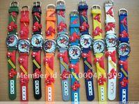 Wholesale Cheap Christmas Watches - Christmas gift Watches Spider man 3D Mixed Cheap Wholesale! 10pcs lot Children watch cartoons Quartz
