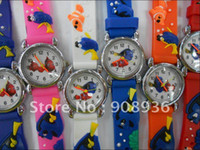cheap children watches - Christmas gift Watches Cute Finding Nemo D Mixed Cheap Children watch cartoons Quartz