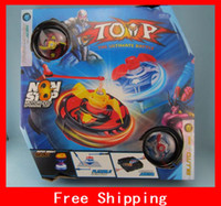 Wholesale Non Stop TOSY Beyblade D Fighting Spirit Beyblades Motorized Spinning Top Kids Toys