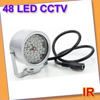 Wholesale LED illuminator light CCTV IR Infrared Night Vision