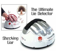 Wholesale Best price Electric Shock Lie Detector Funny Shocking Liar Truth Game Machine Adventure Machine