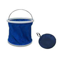 Wholesale Folding bucket small fishing for vehicle bucket