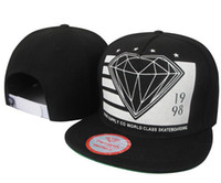 other baseball cap forms - Diamond Supply Co world classic Snapback Hats black baseball caps Are The Most Popular Forms Of Head Wear Now