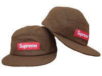 Wholesale caps Brown wool classic Snapback hats Most Loved By People top quality amp dropshipping Accept