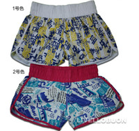 Wholesale EMS free for AUS New Hot summer Ladies Girls Floral Print Flower Hot Pants beach Shorts colors