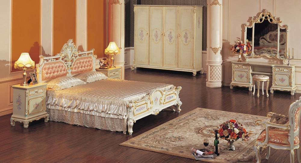 2017 French Baroque Furniture Bedroom Furniture From Fpfurniturecn