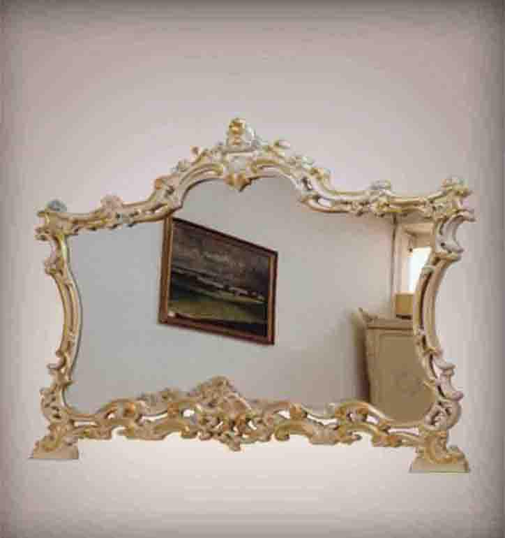 Antique French Reproduction Furniture #24: 2017 Antique Reproduction French Furniture French Furniture Mirror From Fpfurniturecn, $1078.6 | Dhgate.Com