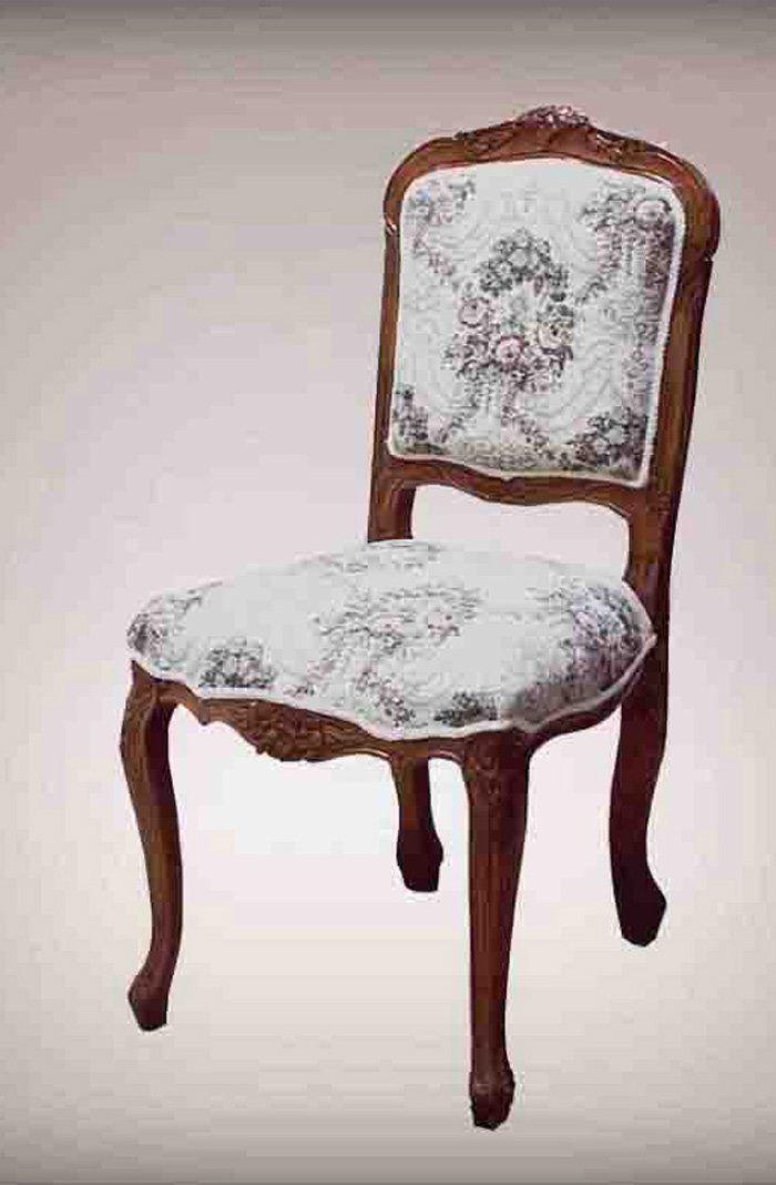 Compre muebles de madera de estilo comedor silla cl sico for Envio de muebles