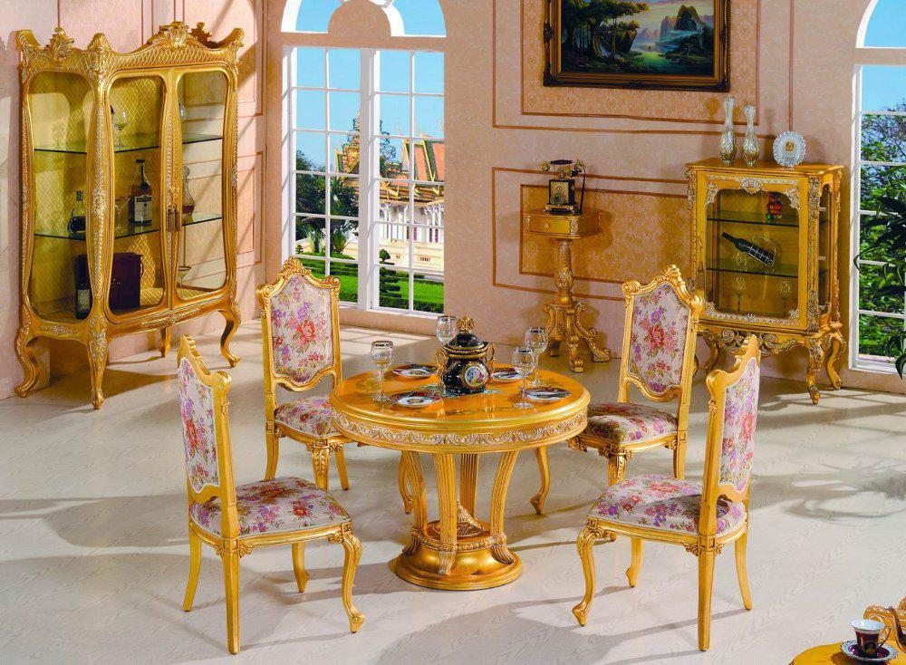 2017 French Reproduction Furniture French Dining Room Furniture From Fpfurniturecn