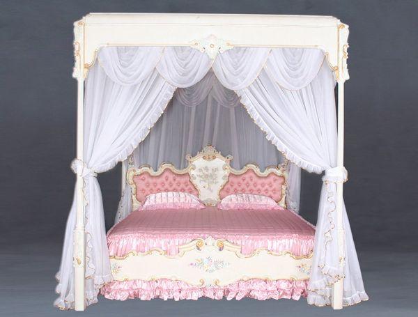 Französisch Stil Schlafzimmermöbel - antike Massivholz ...