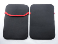 Wholesale Black Red Neoprene Sleeve Bag Case For quot Ebook Apad Tablet PC
