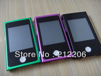 Wholesale 7th Gen Mp4 Player GB inch Touch Screen mp3 player with Gravity induction FM