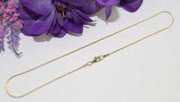Wholesale 12PCS mm Gold plate snake chain necklace quot