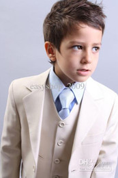 Wholesale Custom Made Boys Suit flower children s clothes get married the groomsman dress
