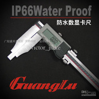 Wholesale Waterproof digital calipers the Guanglu IP66500mm over specification waterproof caliper