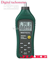 Wholesale Digital tachometer the MS6208B non contact electrical tachometer