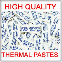 Wholesale 100 Package per HQ Heatsink Compound thermal pastes grease for CPU and Xbox GPU RROD repair
