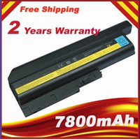 Wholesale 9 Cell mAh battery for IBM Lenovo ThinkPad SL300 SL400 SL500 R500 T500 W500 R60 R60e R60i