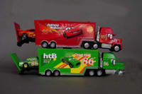 Wholesale New Hot Pixar Cars Mack hauler MACK TRUCK Chick Hick Thai MaiKun Lightning Mcqeen Truck car Toys