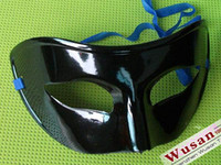 mask for men - Fedex Mask Halloween Masquerade Masks Mardi Gras Venetian Dance Party Face The Mask for Man Mixed Color