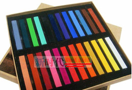 Wholesale Temporary PC SET color Hair Color dye DIY Chalk crayon mix Salon Fun Fast Easy set pastel Professional cream