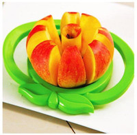 Wholesale multifunction Stainless steel Apple slicer Fruit slicer H0094