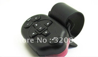 Wholesale EMS DHL Universal car Steering Wheel Copy Remote Control Car DVD GPS CD Remote Control duplicator