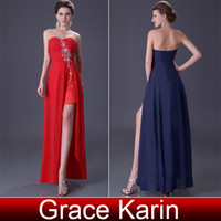 Grace Karin New Arrival Fashion Prom Dresses A- line Party Ba...