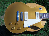 other other other best electric guitar Custom Shop 1956 Gold Top Reissue Dark Back P-90's Gloss Finish