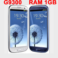 Wholesale 4 quot Star i9300 S3 G9300 dual core GHZ mtk6577 GB RAM MP android unlocked cell phone