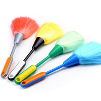 Cleaning Brush Keyboard  Candy color multi-purpose computer keyboard dust cleaning brush wool brush 4pcs lot