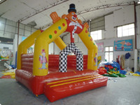 Wholesale 2013 hot sale Inflatable bouncy castle inflatable jumping castle inflatable slide