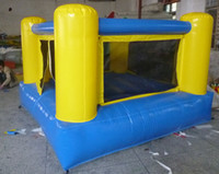 Wholesale Inflatable jumping castle Boxing ring style