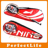 Wholesale LiNing N90II nd LinDan Badminton Racket Li Ning Big Bag Original