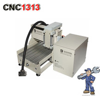 Wholesale Mini Desktop CNC Router CNC1313 W For Acrylic PVC wood PCB plastic ect