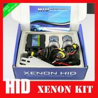 Wholesale W V Slim Ballast HID Xenon Conversion Kits H8 H9 H1 H3 H4 H7 H10