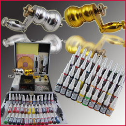 Wholesale high quality Tattoo Kit rotaryGuns Power Needles Ink