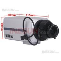Wholesale 1 inch SONY SUPER HAD CCD TVL S WDR D DNR OSD Star Light X Digital Zoom Metal Housing Camera Support OSD Menu