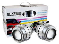 Wholesale G5 HID projector lens Hight Low light Bi xenon kit H1 H4 H7 K K K