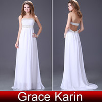 Charming Sexy Backless Long Evening Dresses Shinning Sequins...