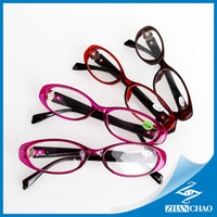 Wholesale Restock Reading Glasses Optical Reading eyewear elegant for Women colors ZPR01