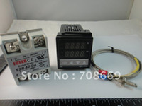Wholesale Digital PID Temperature controller max A SSR K thermocouple probe