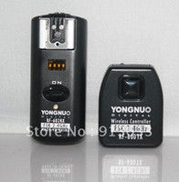 Wholesale 2012 new3 ghz Remote Wireless Flash Trigger For Canon Yongnuo Rf