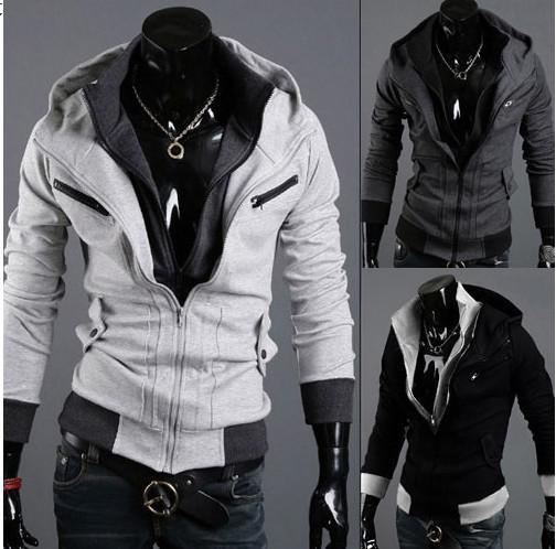 Wholesale 2014 Men's Jacket for Men Hoddies Fashion Style Two ...