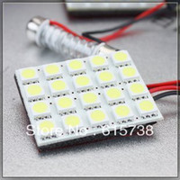 Wholesale 10 T10 BA9S Festoon smd SMD LED General led reading lamp roof lamp festoon led lighting lamp internal festoon rea