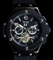 Luxury Men's Round Hot Sale Luxury men automatic BIG BANG automatic watch mechanical sport dive mens watches wristwatches JARAGAR
